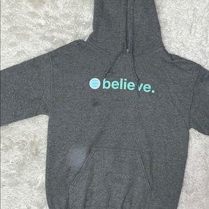 NoDinx volleyball sweatshirt